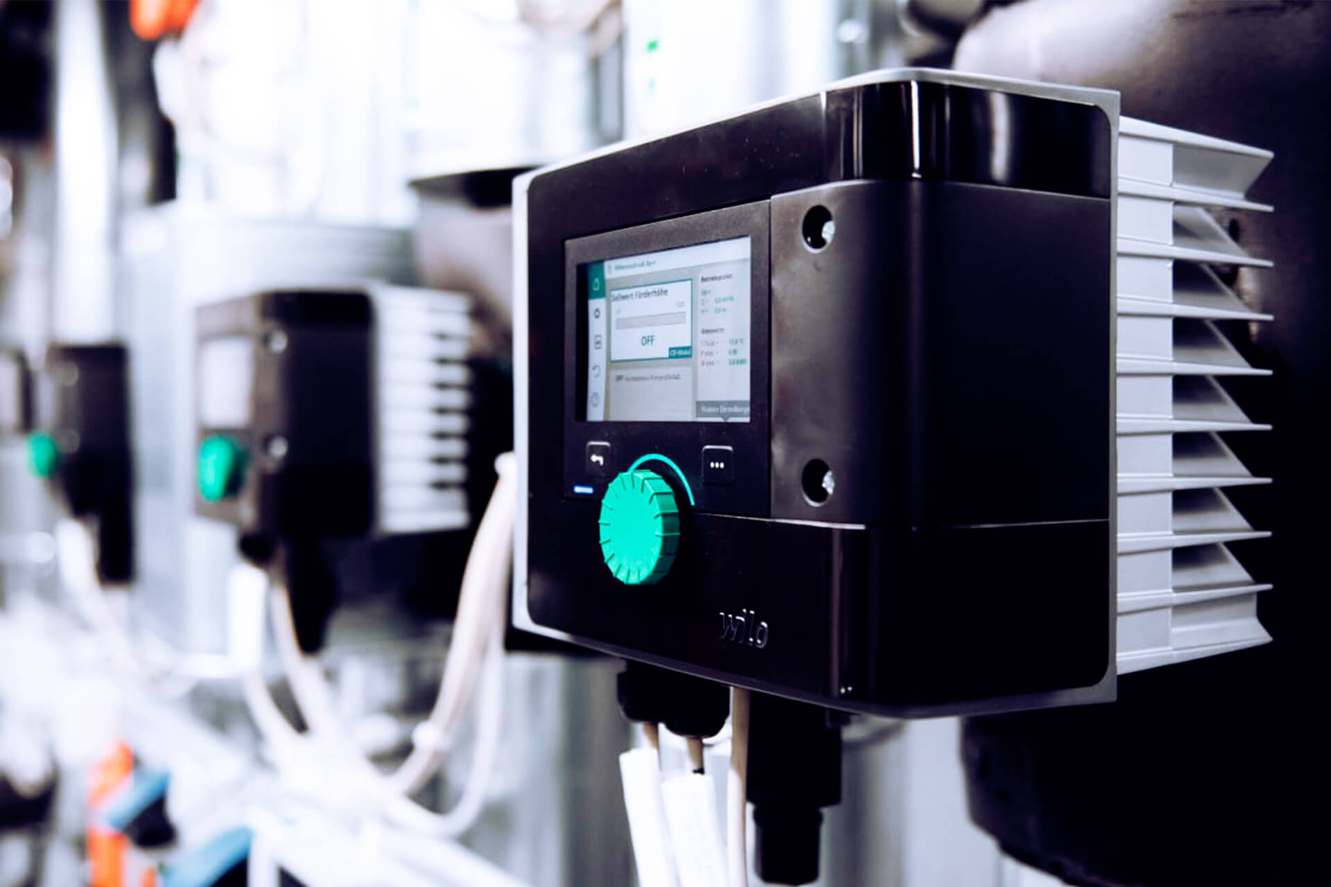 Product image of a Wilo pump system | eggheads.net