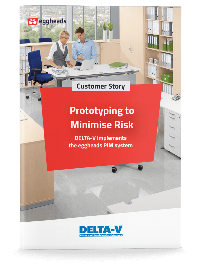 Cover page of the DELTA-V Customer Story: