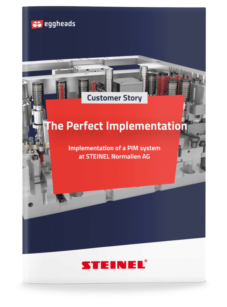 Cover page of the Steinel Customer Story: