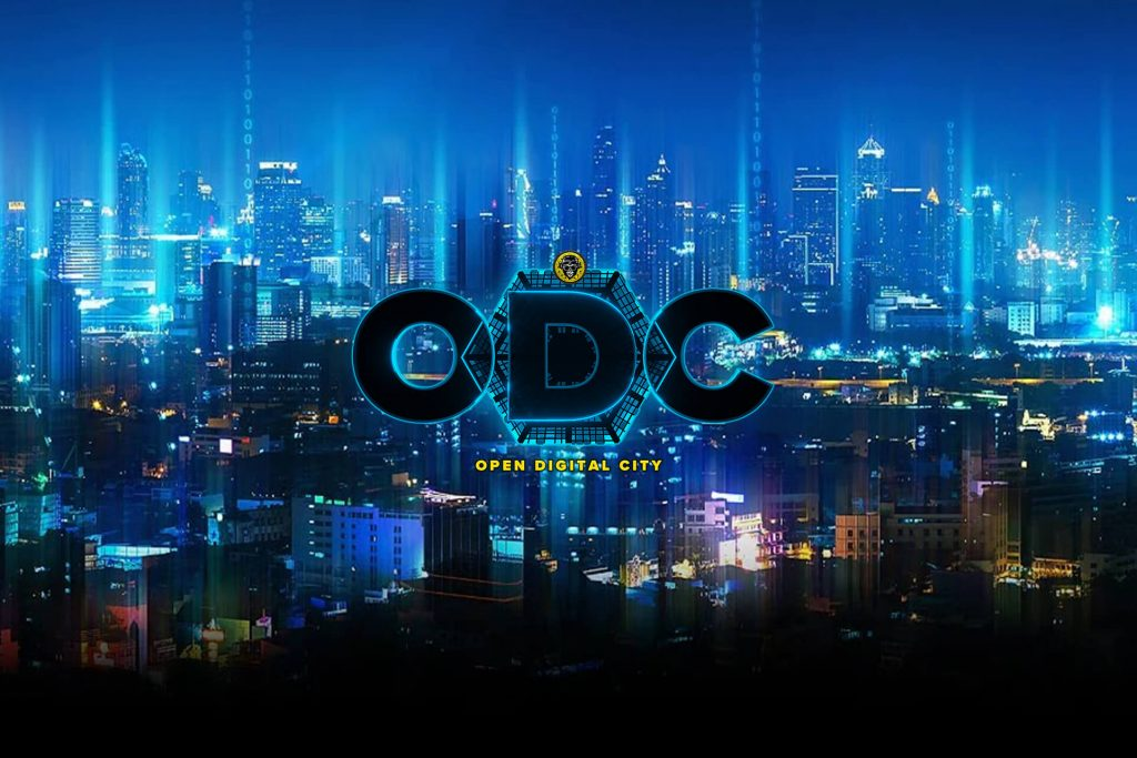 Großes Logo der ODC | eggheads.net