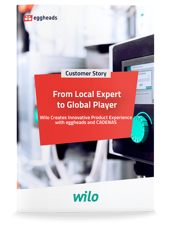 Cover page of the wilo Customer Story:
