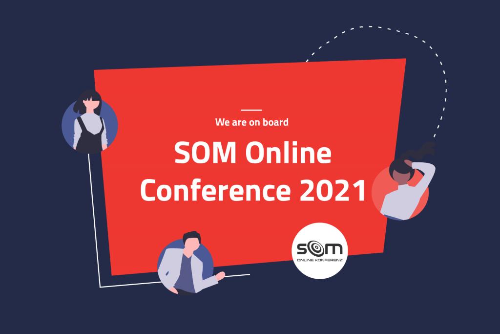 Event Illustration SOM Online Conference 2021 | eggheads.net